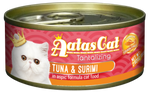 Aatas Cat Tantalizing Tuna & Surimi in Aspic Formula