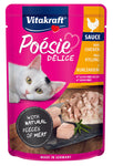 Vitakraft Poesie DeliSauce Chicken Wet Pouch