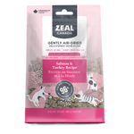 Zeal Canada Gently Air-Dried Salmon and Turkey Recipe Cat Food