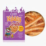 Catit Nibbly Grill Chicken & Scallop Treats for Cats 30g
