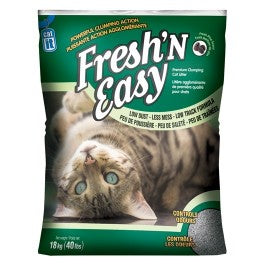 Catit Fresh 'N Easy Cat Litter - Pine Scent - 18 kg (40 lbs)