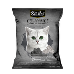 Kit Cat Classic Clump Charcoal Cat Litter 7kg