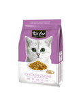Kit Cat Chicken Cuisine (Hairball Control) Dry Cat Food (2 Sizes)