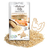 Natural Kitty Creamy Treats, SUPERFOOD BLEND  - Chicken & Quinoa