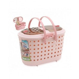 Marukan Cat Carry - Available in Pink, Brown & Blue