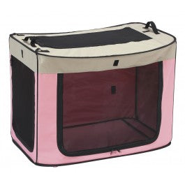 Marukan One Touch Cage Pink - Medium