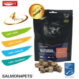 SALMON4PETS Cat Treats Freeze Dried Yellow Fin Tuna 57G