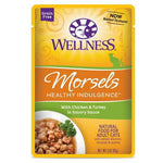 Wellness Complete Healthy Indulgence Morsels Chicken & Turkey Wet Pouch