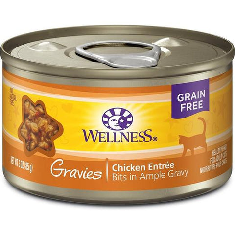 Wellness Complete Health Gravies Chicken Entree Wet Food
