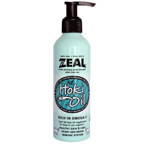 ZEAL Hoki Fish Oil