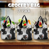 Cute Dairy Cow Grocery Bag 3-Pack