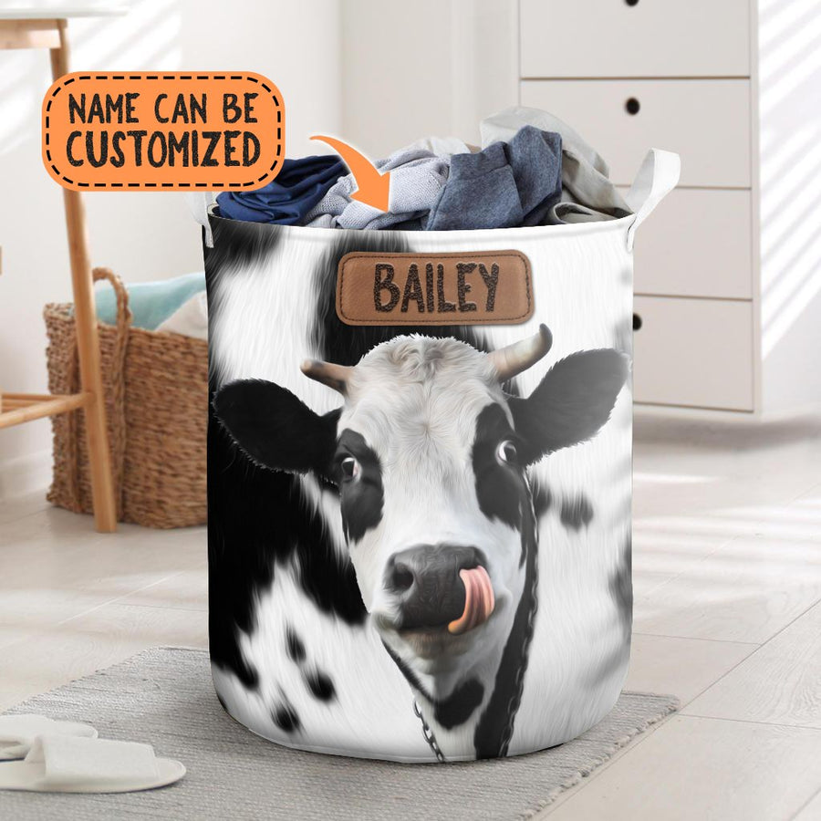 Personalized Farm Animals Laundry Basket Combo 1 Pack-4