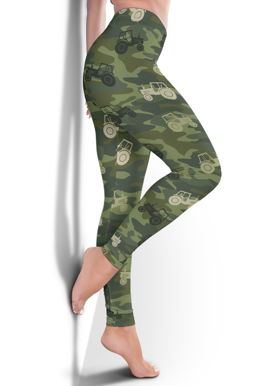 Tractor Camo Leggings