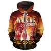 The Walking Chickens All-over Hoodie