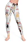 Sheep Breeds Leggings