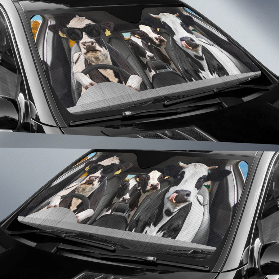 Driving Dairy Cows 2 Right Hand Drive Version Auto Sun Shade