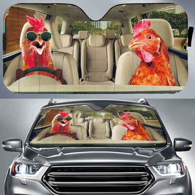 Driving Chicks Glasses Right Hand Drive Version Auto Sun Shade