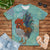 Flower Chicken 1 T-shirt