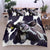 Funny Face Dairy Cows 1 Bedding Set