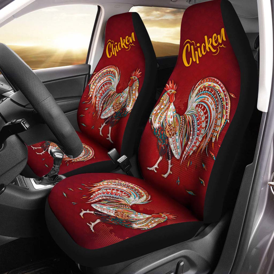 Chicken Car Seat Covers