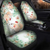 Happy Chickens Car Seat Covers