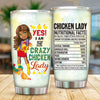 Chicken Lady Nutritional Facts 20 oz Tumbler