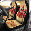 Chicken Sunglasses Car Seat Covers