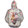 Colorful Chicken All-over Hoodie