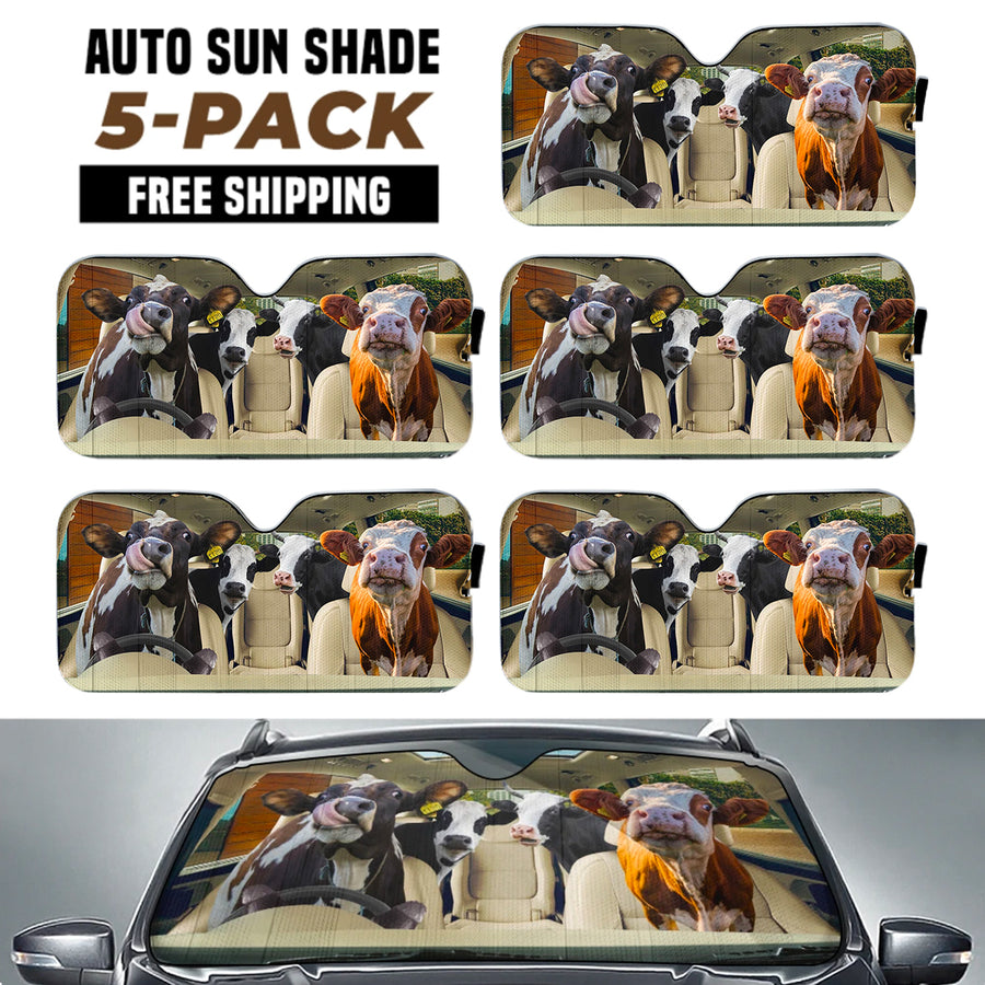 Driving Dairy Cows 1 Right Hand Drive Version Auto Sun Shade