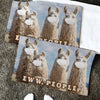 Llamas Eww People Doormat
