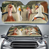 Driving Ducks 1 Auto Sun Shade