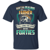 Don't Be Jealous Because This Farmer Still Looks This Good In His Forties T-shirt