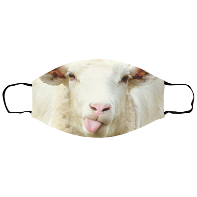 Be Kind Face Mask - Sheep