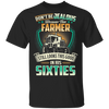 Don't Be Jealous Because This Farmer Still Looks This Good In His Sixties T-shirt