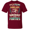 Don't Be Jealous Because This Farm Lady Still Looks This Good In Her Forties T-shirt