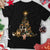 Farmer Christmas Tree T Shirt