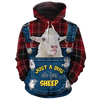 Just A Girl Who Loves Sheep 2 All-over Hoodie
