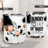 The Sexy Cow Laundry Basket