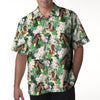 Funny Horses Tropical 3 Hawaiian Shirt