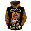 Horse - This Is My Human Costume All-over Hoodie