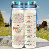 I Do F The Farmer Water Tracker Bottle