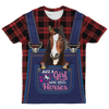 Just A Girl Who Loves Horses T-shirt