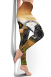 Farming Dairy Cow Leggings
