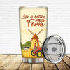 Life Is Better On The Farm 20 oz Tumbler