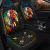Pattern Horse Car Seat Covers