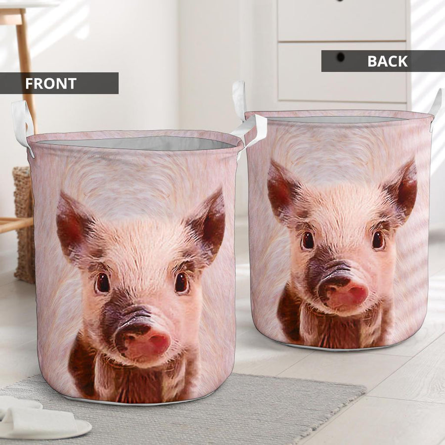 Cute Pig Face Gift Basket