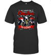 All I Want For Christmas Is Cows T Shirt