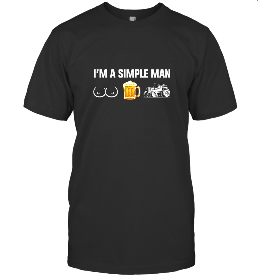 I'm A Simple Man T Shirt