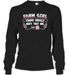 FMV  Farm Girl Thou Shalt Not Try Me