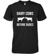 Dairy Cows Before Dudes